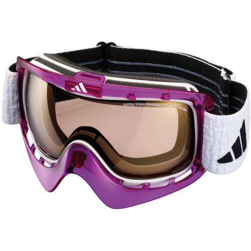 Adidas ID2 transparent purple