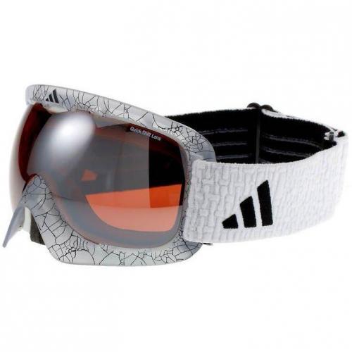 adidas Performance ID2 PRO Skibrille weiß