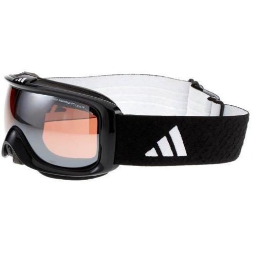 adidas Performance ID2 PURE Skibrille schwarz