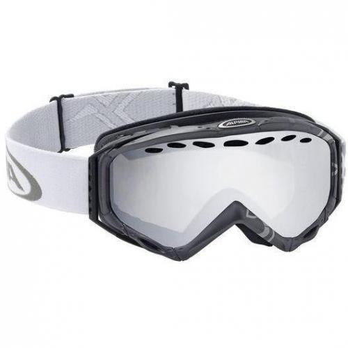 Alpina Skibrille White