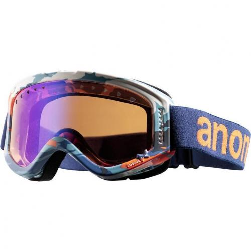 Anon Tracker Premium 11 Blue Orange Big Logo