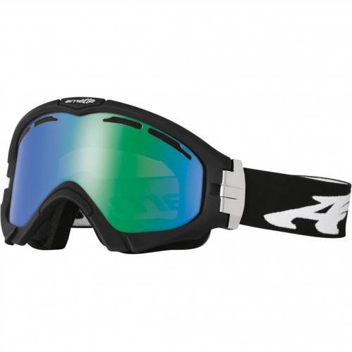 Arnette Series 3 matte black greenblue Shade
