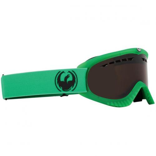 Dragon DX matte emerald green
