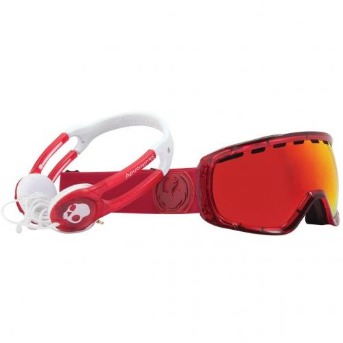 Dragon Rogue Skull Candy Red