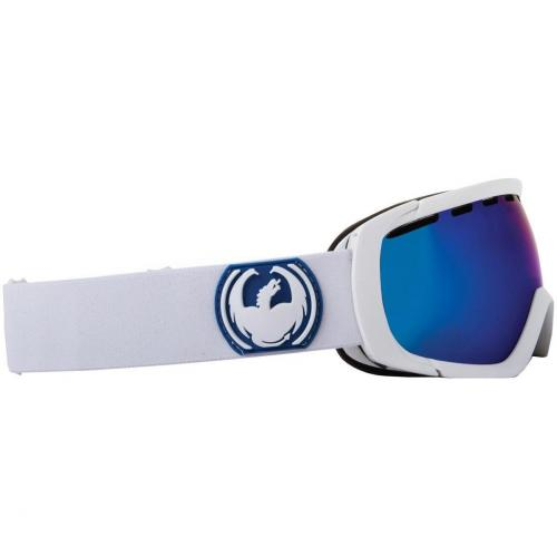 Dragon Rogue White Blue Shade