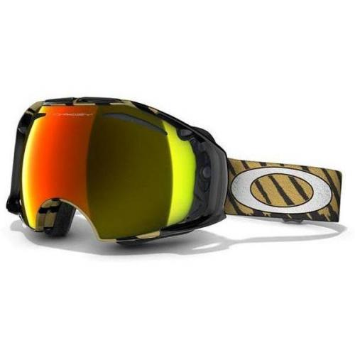 Oakley Airbrake Shaun White gold/black