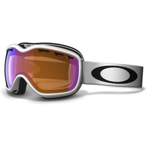 Oakley Stockholm pearl white Women Transparent Orange Shade
