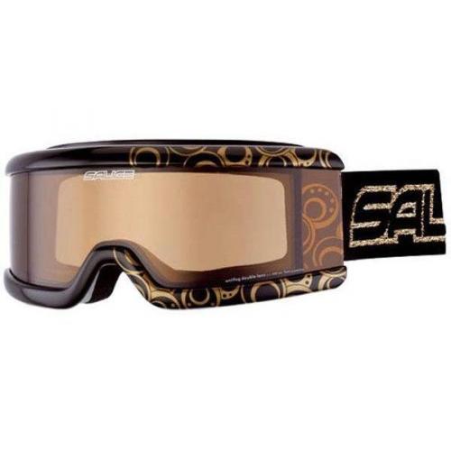 Salice Skibrille 400 BLK/DAFD