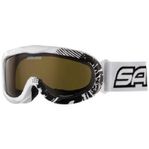 Salice Skibrille 884 WH/GLDGRNDAFD