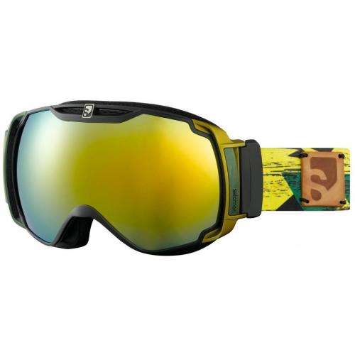 Salomon Xtend XPro12 ML yellow green/solar