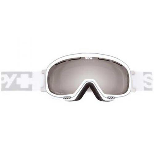Spy Skibrille BIAS WHITE DIAMOND - BRONZE W/ SILVER MIRROR