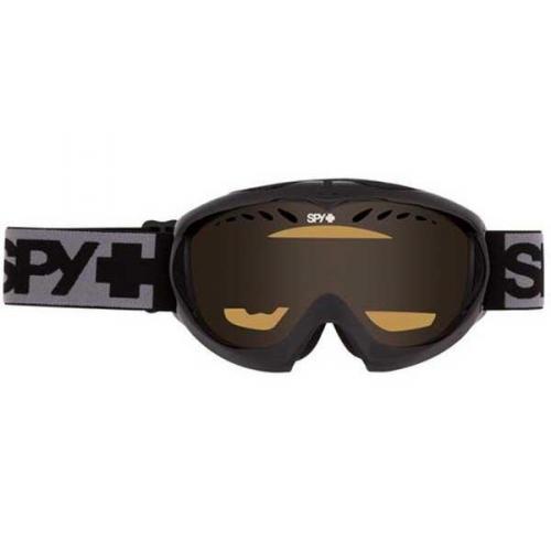 Spy Skibrille TARGA MINI BLACK - PERSIMMON