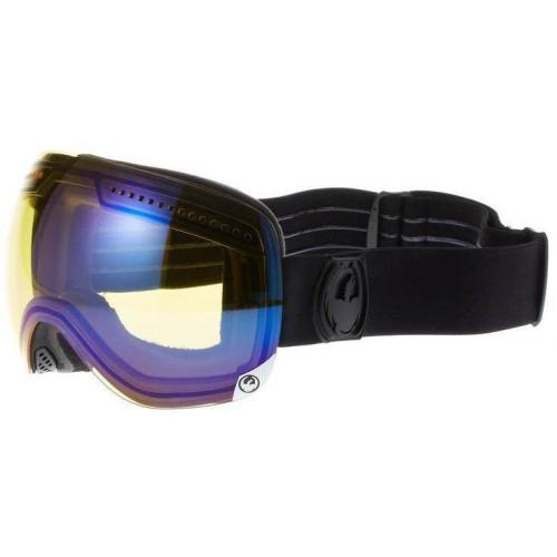 Dragon Alliance APX KNIGHT RIDER Skibrille schwarz