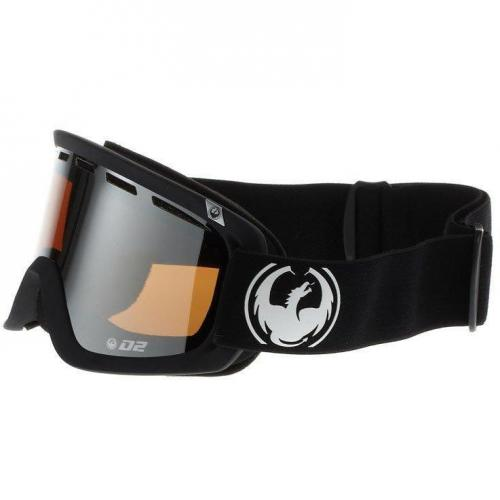 Dragon Alliance COAL D2 Skibrille schwarz