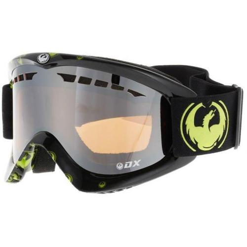 Dragon Alliance ICON GREEN Skibrille black