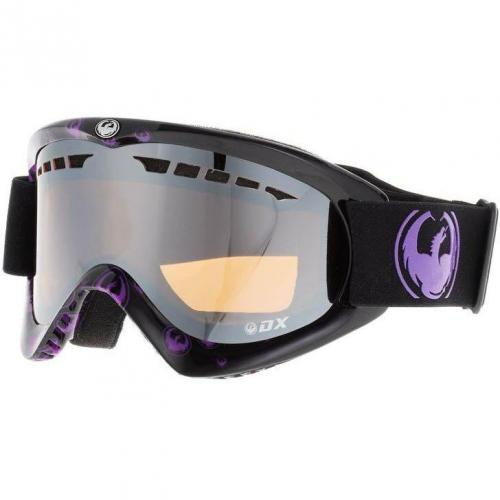Dragon Alliance ICON PURPLE Skibrille black