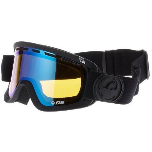 Dragon Alliance KNIGHT RIDER Skibrille schwarz