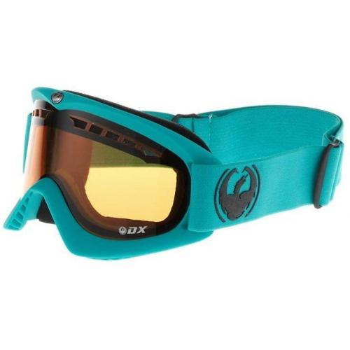 Dragon Alliance MATTE TEAL DX Skibrille türkis
