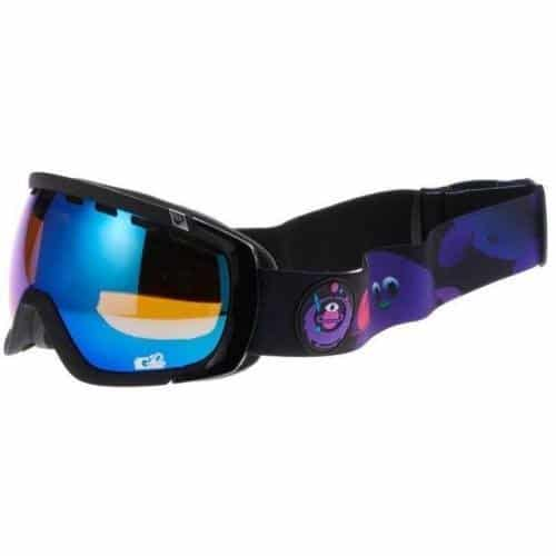 Dragon Alliance ROGUE GIGI RÜF Skibrille schwarz