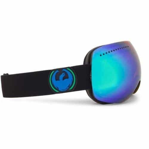 Dragon Apx Bonus Lens Black Blue