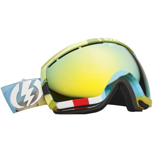 Electric Eg2.5 Goggle Multicolored Details