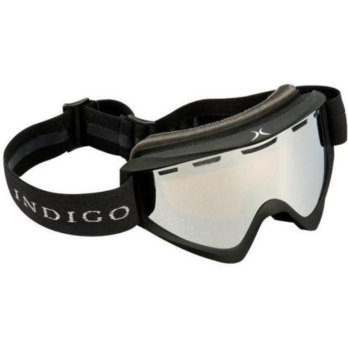 INDIGO SNOW GOGGLES CORE Skibrille schwarz
