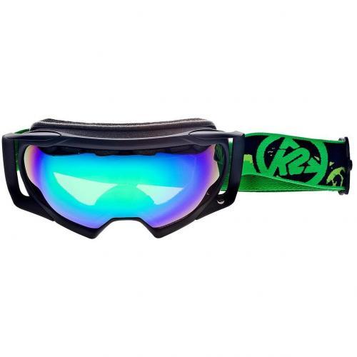 K2 Photokinetic Matte Black Galaxy Blue Shade