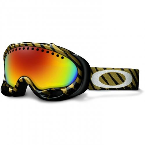 Oakley A Frame Yellow Stripes