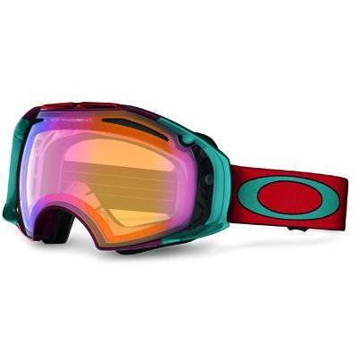 Oakley Airbrake red