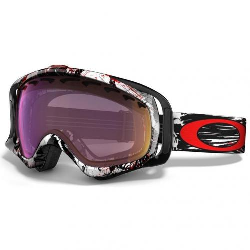Oakley Crowbar black and white