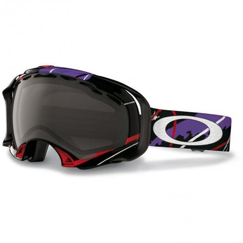 Oakley Splice 11 Black and violet Details