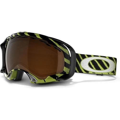 Oakley Splice Grüne Streifen