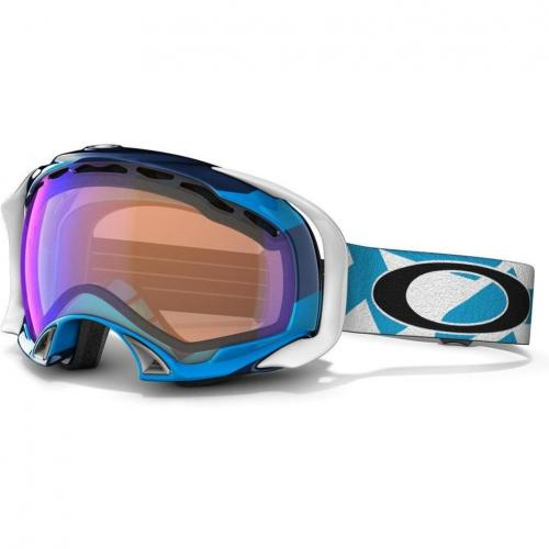 Oakley Splice White and Blue