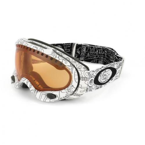 Oakley Sportbrille A-Frame OO 7001 57-212