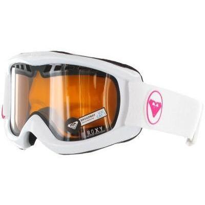 Roxy Broadway Goggle girls black white orange