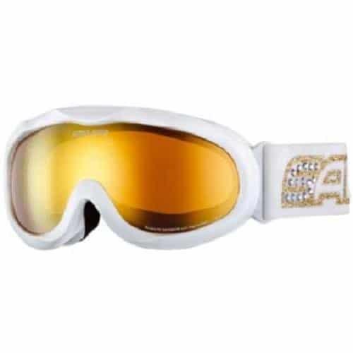 Salice Skibrille 884 WH/GLDDARWF