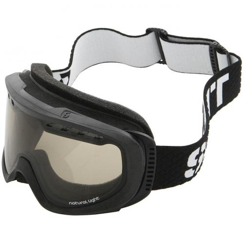 Scott Cartel Skibrille Black