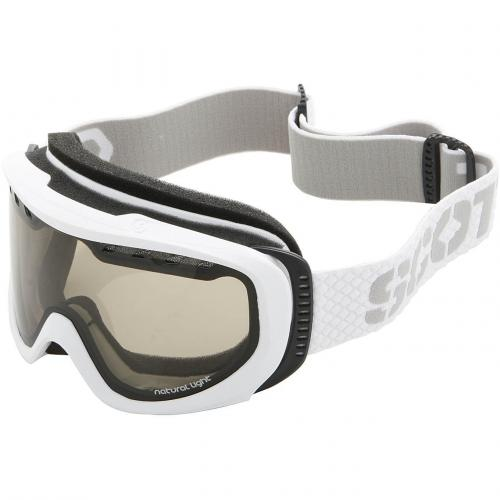 Scott Cartel Skibrille White