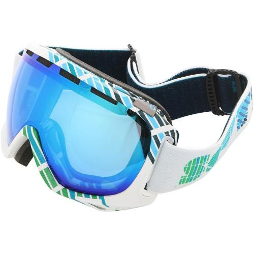 Scott Fix Hydro Skibrille Vector White-Blue