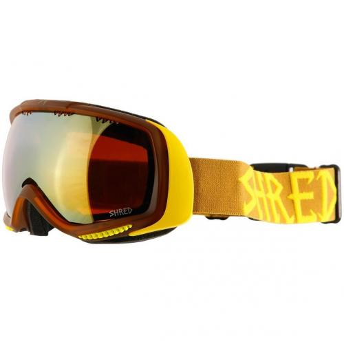 Shred Slan RDM Signature brown/ yellow
