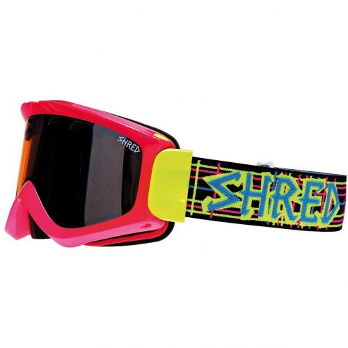 Shred Yoni fruition pink