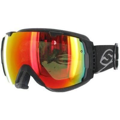 Smith I O Goggle inkl Bonus Glas black