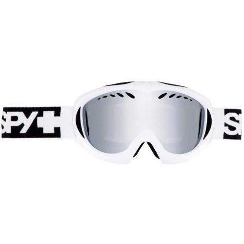 Spy Targa White 11 Silver Shade