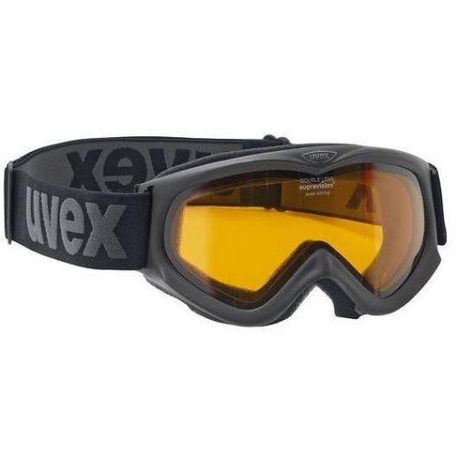 Uvex F1 Skibrille Schwarz