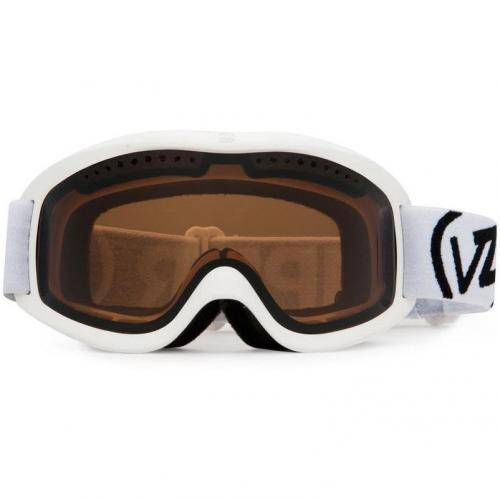 Von Zipper Sizzle 11 White Frame